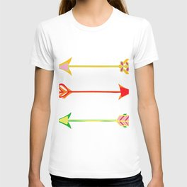 Arrow minded T-shirt
