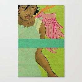 Vessel  Canvas Print