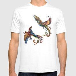 Flight Of Paradise T-shirt