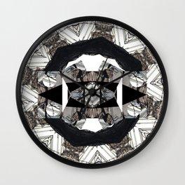 Column Wheel  Wall Clock
