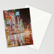 Tokyo In Art Stationery Cards