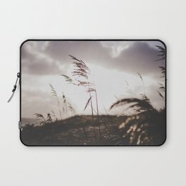 Sun set at the beach Laptop Sleeve