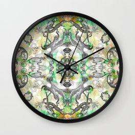 Jungle Juice Wall Clock