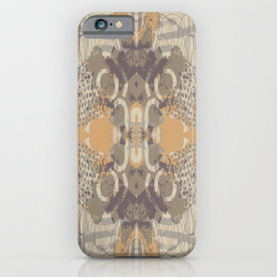 Tribal Wings iPhone & iPod Case