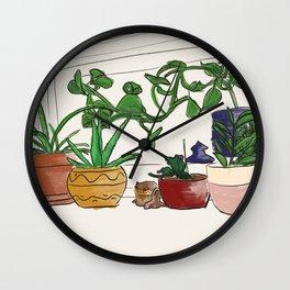 Not Dead Yet. Wall Clock