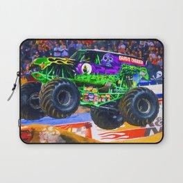 Monster Jam Grave Digger Laptop Sleeve