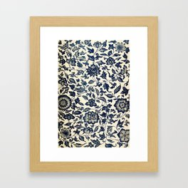 Examples of Chinese Ornament XXVI Framed Art Print
