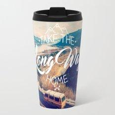 Take the long way home Travel Mug