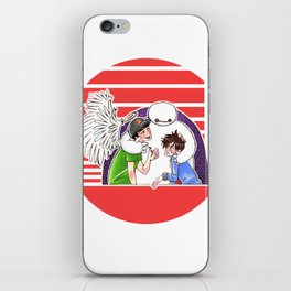 Satisfied With your Care iPhone Skin