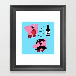 Kirboh Framed Art Print