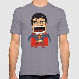 Screaming Superdude T-shirt