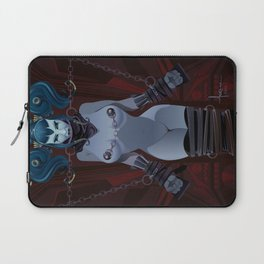 DEVIOUSLY FETTERED Laptop Sleeve