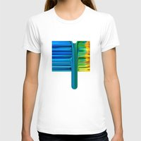 waterfall T-shirts featuring Waterfall by Bruce Stanfield
