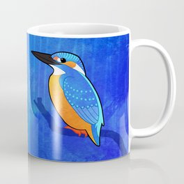Common Kingfisher (Alcedo atthis) Coffee Mug