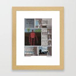 Hydrabots Framed Art Print
