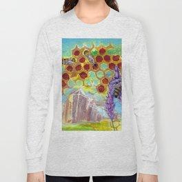 Gaia Heals Long Sleeve T-shirt