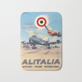 Aviation Art 42 Bath Mat