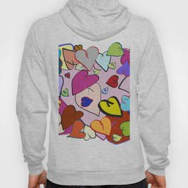Hearts of Heart Hoody