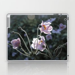 Bokeh Outline Bloom Laptop & iPad Skin