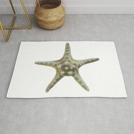 Knobby Starfish Rug