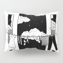 Thinking about you Pillow Sham