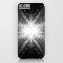 Scratched Metal iPhone Case