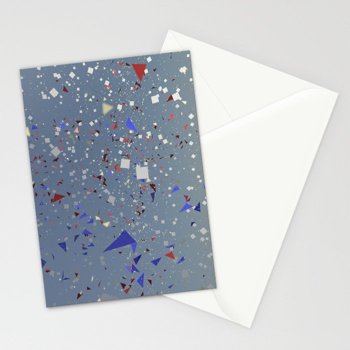 Dancing in the space Stationery Cards