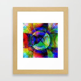 Every New Beginning Comes From Some Other Beginnings' End 4 Framed Art Print