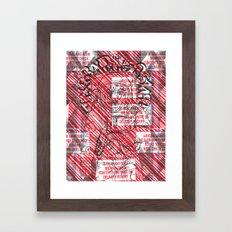 Astrobear Framed Art Print