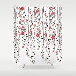 flowerly Shower Curtain
