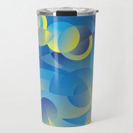 Cosmogony #03 Travel Mug