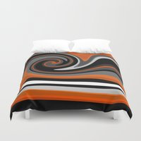 discount Duvet Covers featuring Heat wave by R Jordan