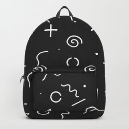 90s wave Backpack