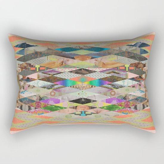 RHOMBOID SEX Rectangular Pillow