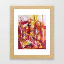 New Morning Framed Art Print
