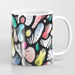 Art Deco Croissants Coffee Mug