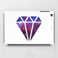 diamond iPad Cases featuring Diamond by eARTh