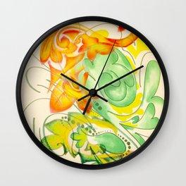 Emmy Woods Wall Clock