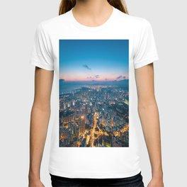 Hong Kong Night T-shirt