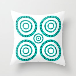 Optical illusions | 01  Throw Pillow
