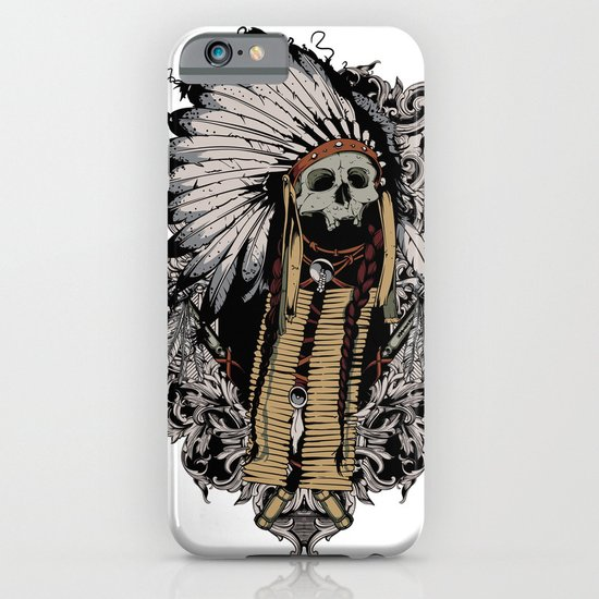 Indian soul iPhone & iPod Case