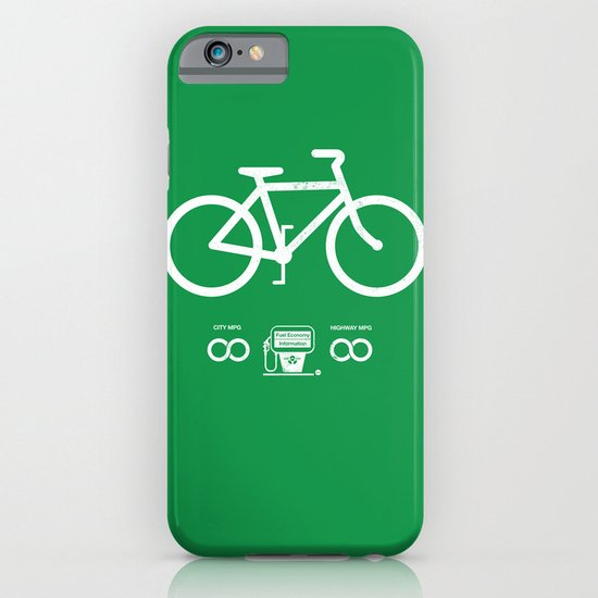 Infinity MPG (Society6 Edition) iPhone & iPod Case
