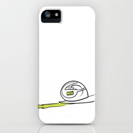 Snail Mail Idiom iPhone Case