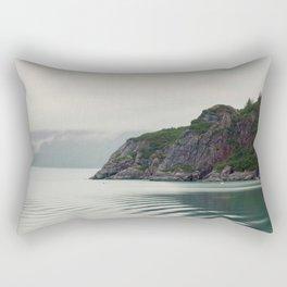 Ripples in the Bay Rectangular Pillow