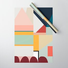 modern abstract II Wrapping Paper