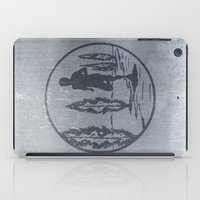 running iPad Cases featuring Running by Paul Simms