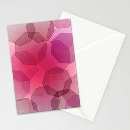 Octa-bokeh. Stationery Cards