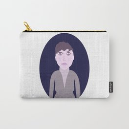 Independent Woman Carry-All Pouch