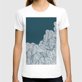 Rocks of nature T-shirt