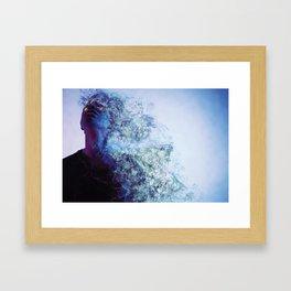 Disperse  Framed Art Print